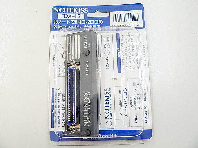 98周辺機器販売 NOTEKISS FDA-15 R&Dco.,ltd