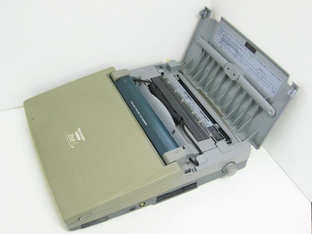 98ワープロ販売 書院 WD-EX1 SHARP