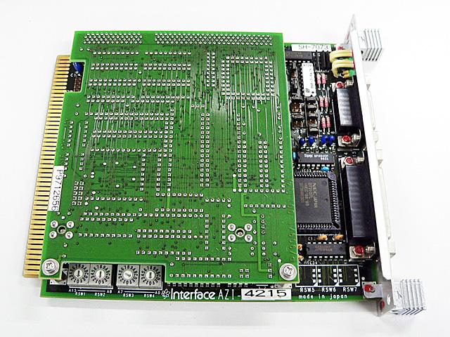 制御ボード販売 AZI-4215 Interface
