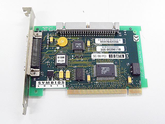 98ボード類販売 SC-98/PCI I-O DATA