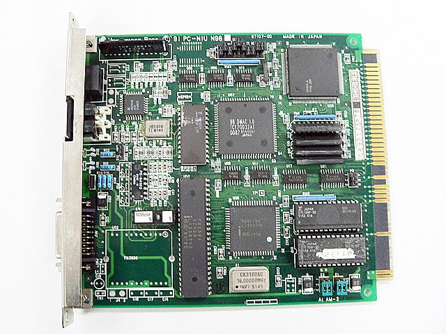 98ボード類販売 PC-NIU N98 87107-00 Ungermann-Bass