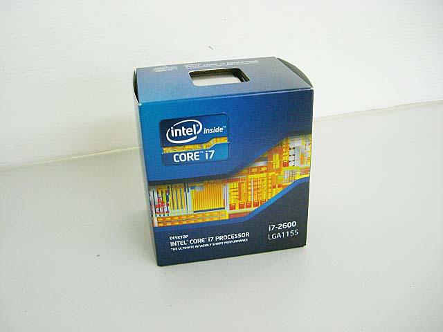 CPU Core i7 2600S