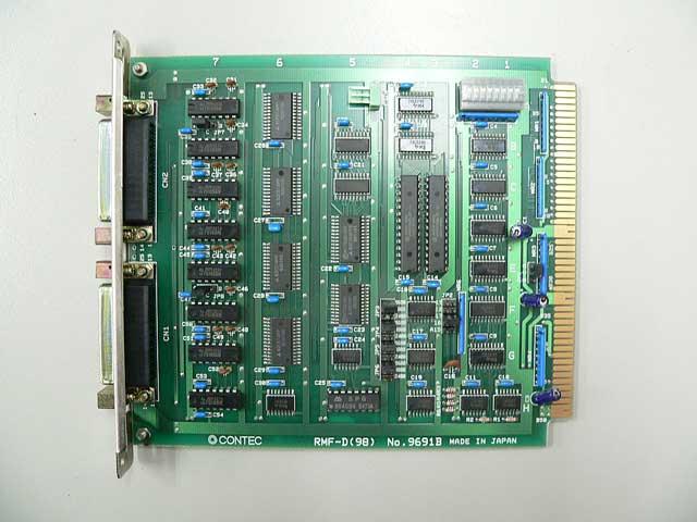 制御ボード販売 RMF-D(98) CONTEC