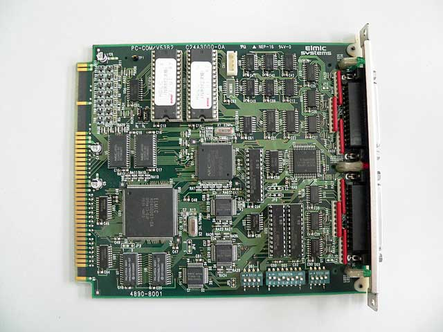 98ボード類販売 PC-COM/V53B2 Elmic