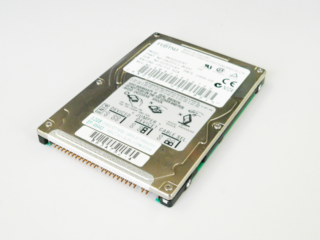 98パーツ販売 PC-98ノート用 内蔵HDD 3.2GB 各種メーカー