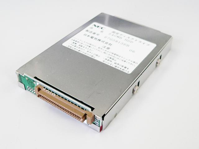 98パーツ販売 PC-98ノート用 内蔵HDD 1.4GB 各種メーカー