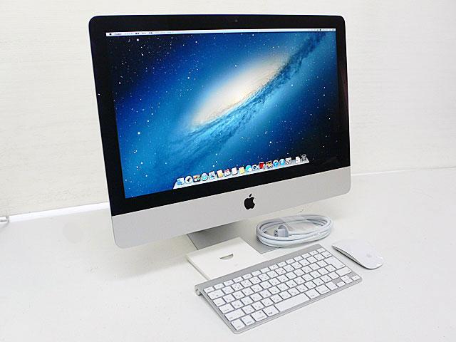 iMac intel Core i7 3.4GHz 27インチ Silver (2012/12)