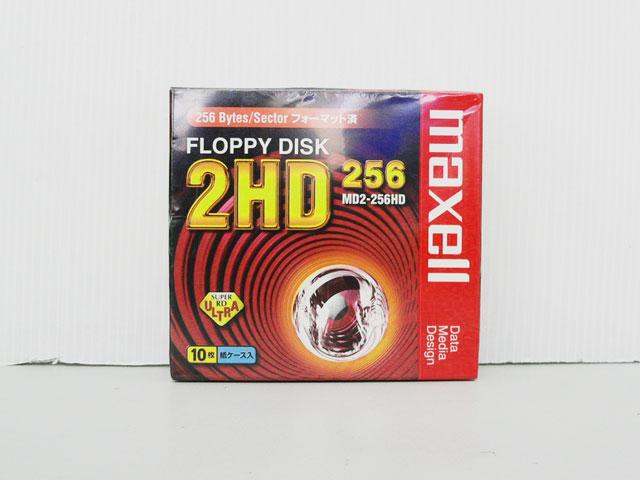 5インチ 2HD フロッピーディスク(10枚組)