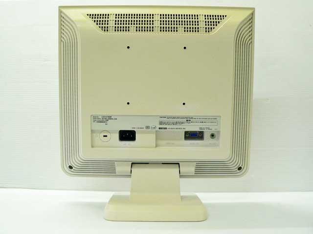98モニタ販売 LCD-A173GW IODATA