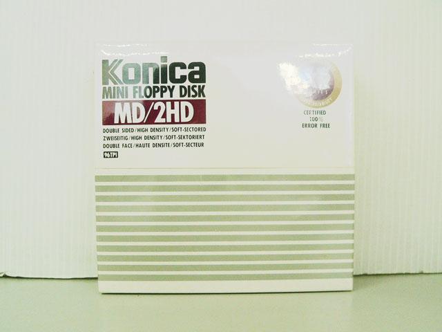 5インチ 2HD フロッピーディスク(9枚組)