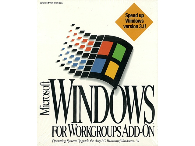 Windows3.1 ADD-ON 英語版 FD版