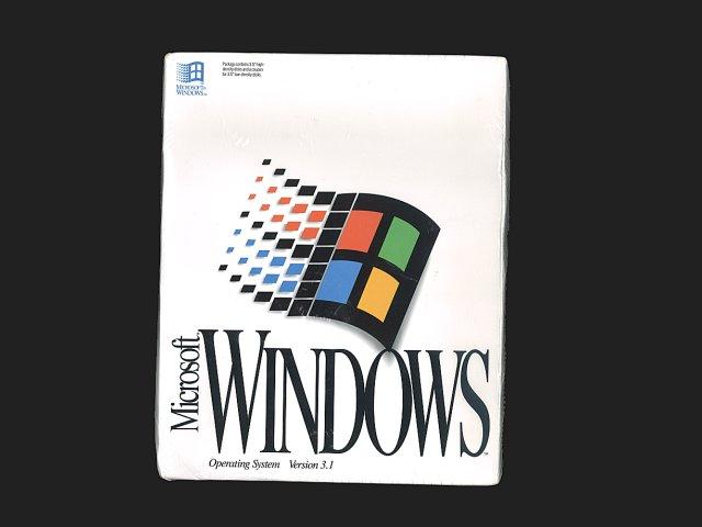 Windows3.1 英語版 CD-ROM版