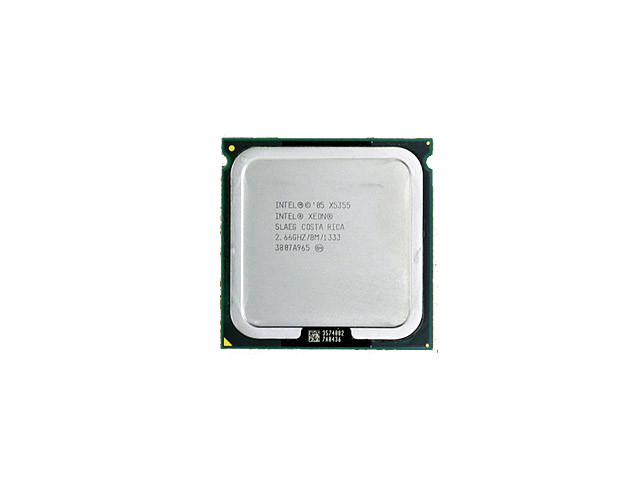 CPU Xeon E3-1245 (Quad Core)
