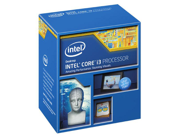CPU Core i3 4330