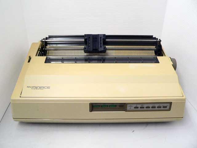 98プリンタ販売 NM-5020L NEC
