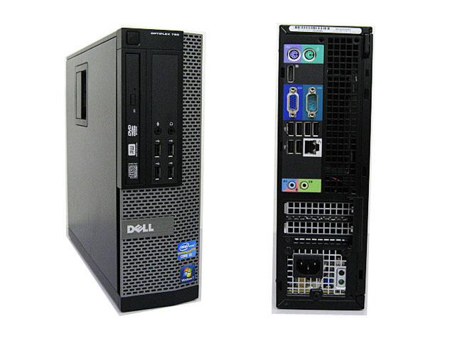 デスクトップパソコン DELL  Optiplex 790(Win10 i3 2120 SFF) 画像1