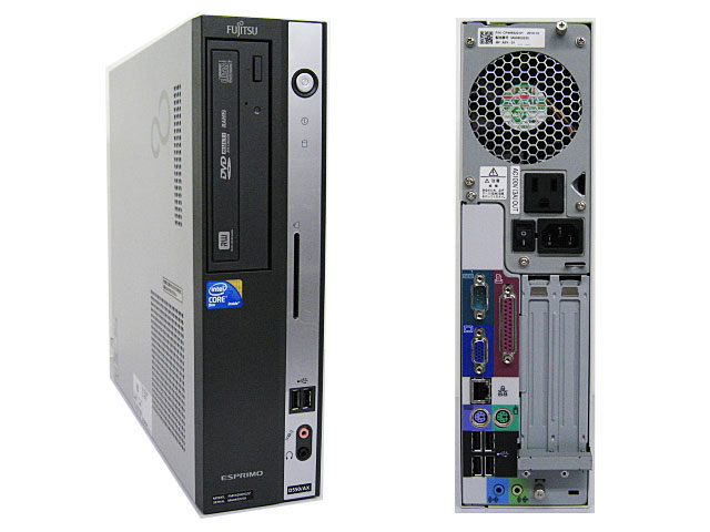 デスクトップパソコン Fujitsu  ESPRIMO D550/A 画像1