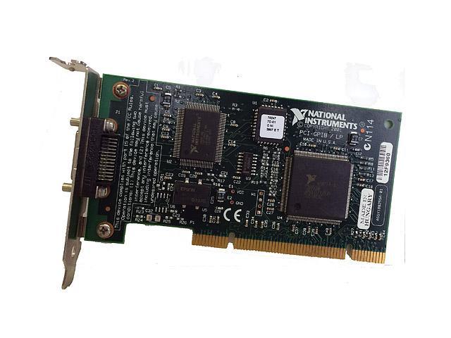 98ボード類販売 PCI-GPIB/LP NATIONAL INSTRUMENTS