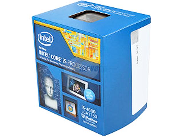 CPU Core i5 4690