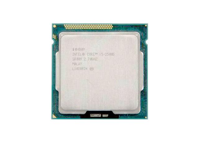 CPU Core i5 2500S