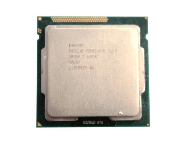 CPU Pentium Dual-Core G620