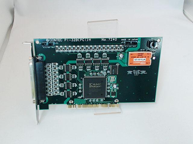 制御ボード販売 PI-32B(PCI)H CONTEC