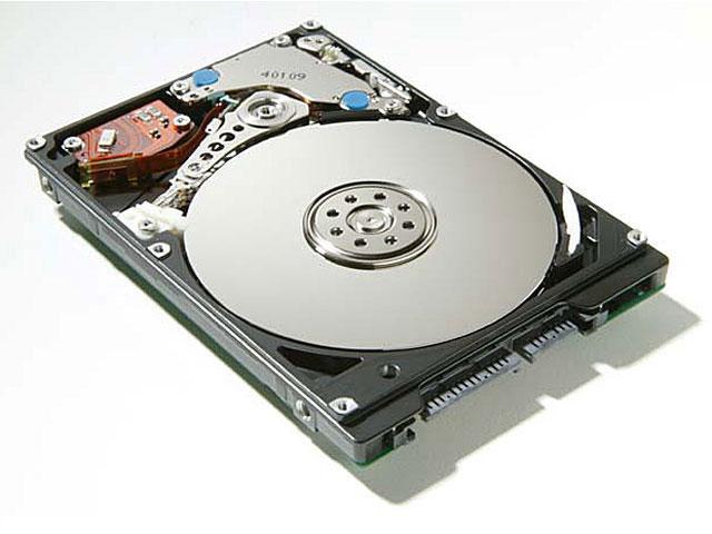 MacBook(Pro)/intel Mac mini対応 2.5インチ SATA 内蔵 640GB ハードディスク