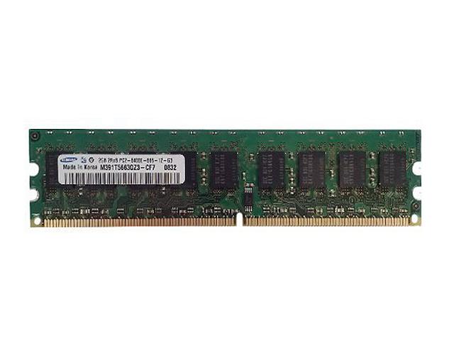 PC2-6400/DDR2-800/1GB(ECC)UNB