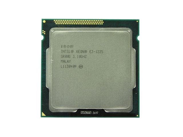 CPU Xeon E3-1225