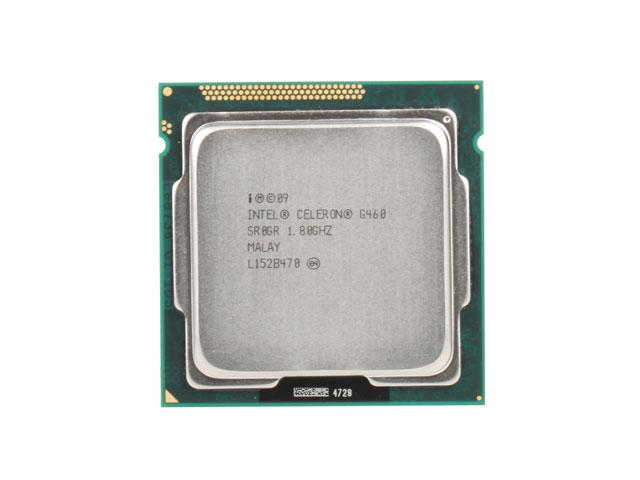 CPU Celeron G460
