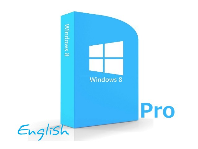 Windows 8.1 Pro 英語版 32bit