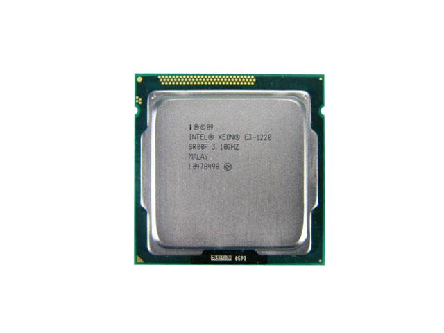 CPU Xeon E3-1220