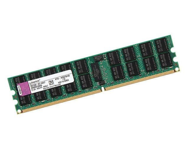 PC2-3200R/DDR2-400/4GB