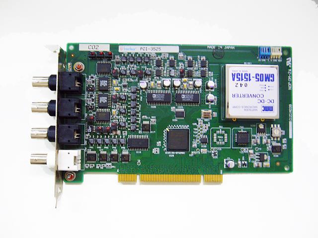 制御ボード販売 PCI-3525 Interface