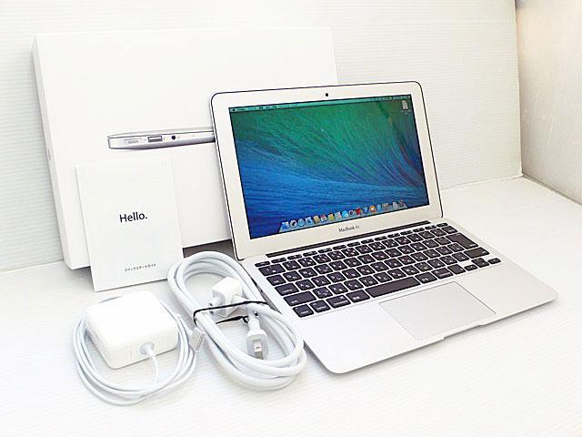 中古MacBook販売 MacBook Air Core i7 1.7GHz 13.3インチ Apple