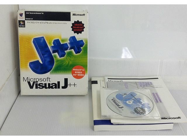 Visual J++ 1.0