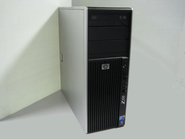 デスクトップパソコン hp  Z400 Workstation 画像1