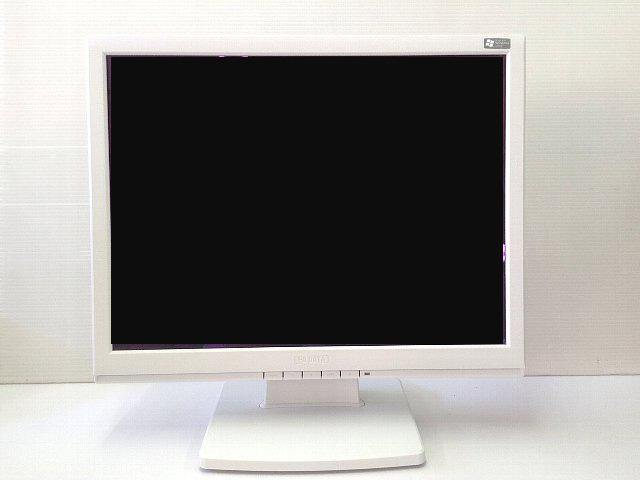 98モニタ販売 LCD-A176GW-P IODATA