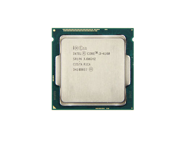 CPU Core i3 4160