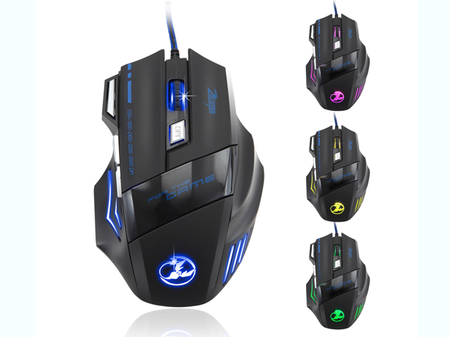 T-80 BigMac Gaming Mouse