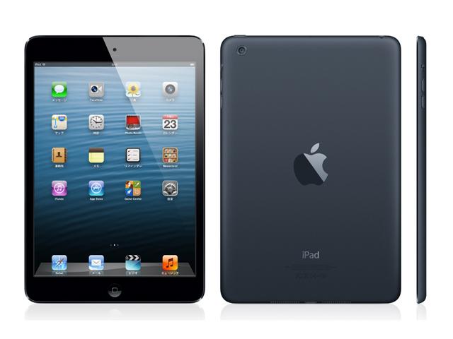 iPad mini Wi-Fi+Cellular 16GB Black&Slate MD540J/A au版