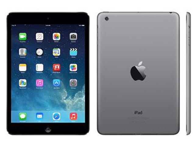 iPad mini 2 Retina Wi-Fi+Cellular モデル 16GB Space Gray ME800J/A au版