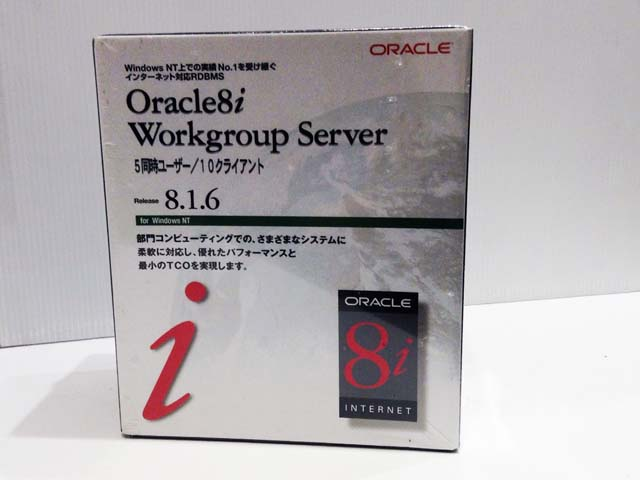 Oracle8i Workgroup Server for Windows NT R8.1.6