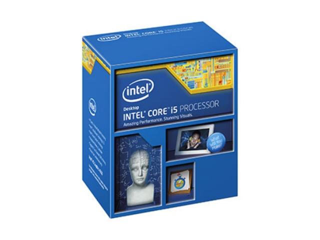CPU Core i5 4440