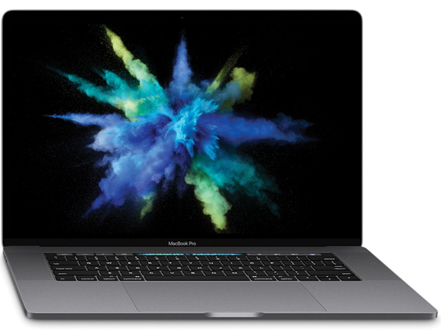 MacBook Pro Core i7 2.6GHz 15.4インチ(TouchBarモデル) SpaceGlay