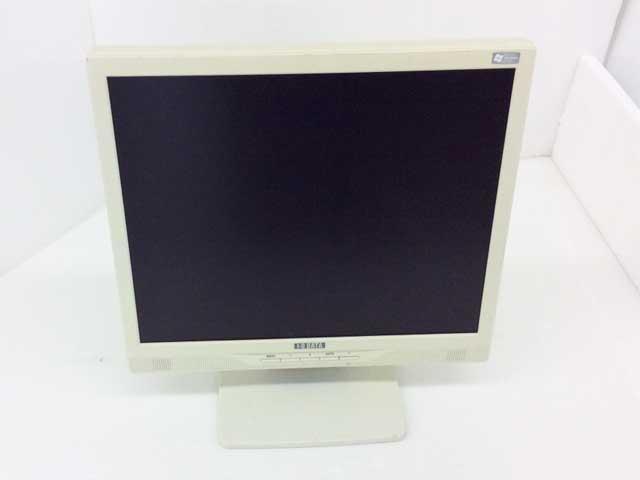 98モニタ販売 LCD-A175VW IODATA