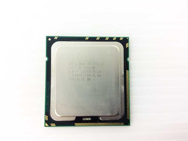 Xeon E5620 (4Core 2.4GHz) 2個セット