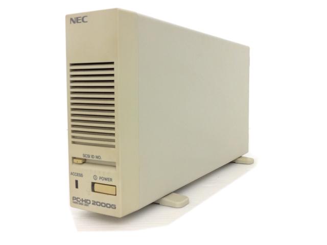 98周辺機器販売 PC-HD 2000G NEC