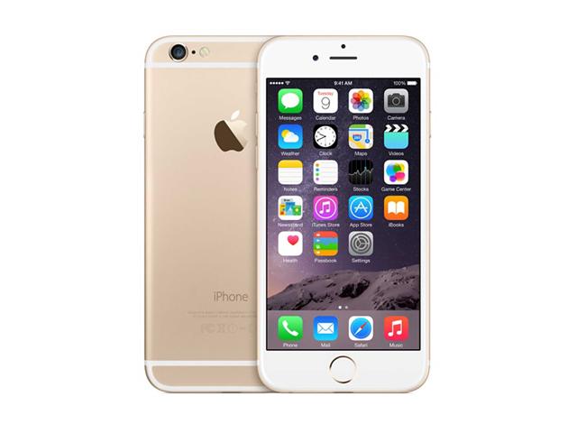iPhone 6 16GB Gold NG492J/A docomo版