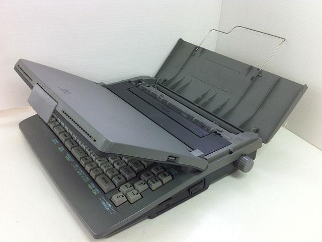 98ワープロ販売 ルポ Rupo Qual JW-C660MS 特選品 東芝
